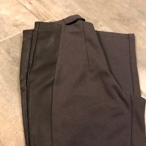 Victoria's Secret Dark Gray Leggings
